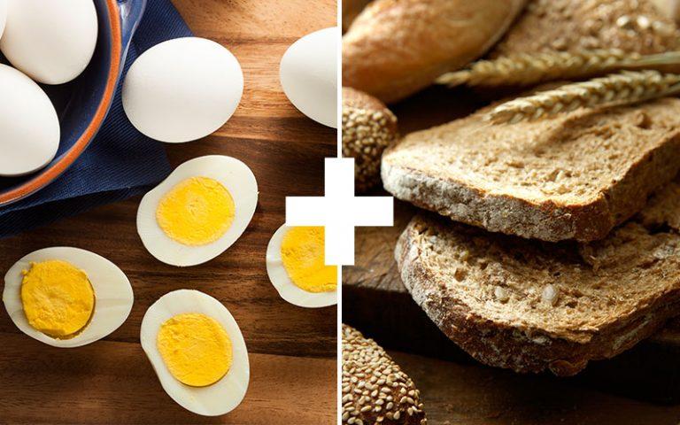 5 ideas rápidas para el desayuno con alto contenido de proteínas